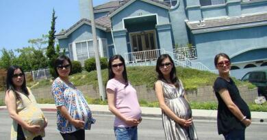孕妈到美国生孩子,衣服该怎么穿才能轻轻松松过海关