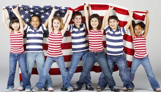 美国生孩子人数有增无减的秘密