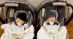孕妈妈去洛杉矶月子中心生孩子,旅行证过期了可以去第三国