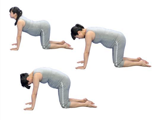 适合孕妇的床上运动