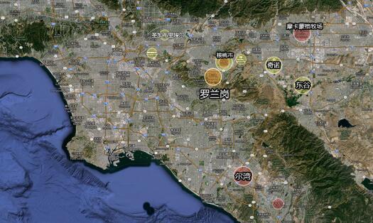为什么美国月子中心大部分都集中在洛杉矶