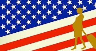 孕妈美国生小孩后上了中国户口,美国国籍会被取消吗