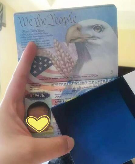 美国生宝宝如何更换美宝证件