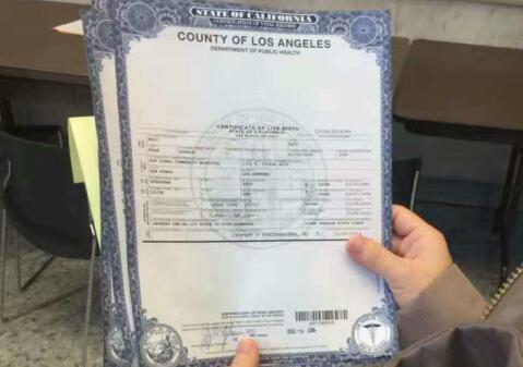 去美国生孩子,美籍宝宝的五大证件的办理流程是什么!