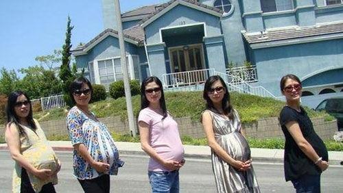 赴美生子:在洛杉矶待产的妈咪们该如何穿衣服
