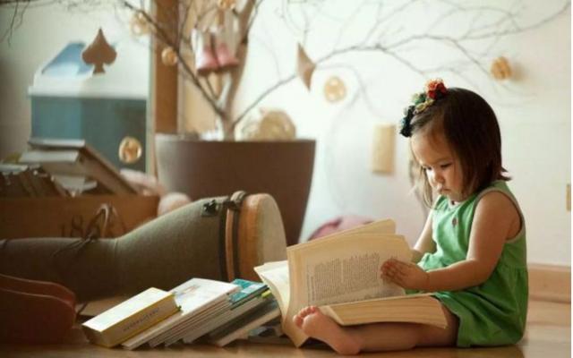 美国孩子的阅读量究竟有多大,与中国有何差距