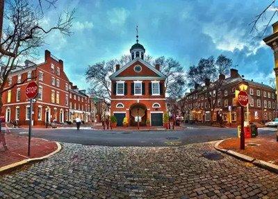 美国旅游:不同时间不同城市的特定美景