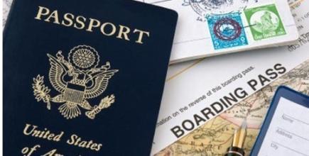 美国旅游签