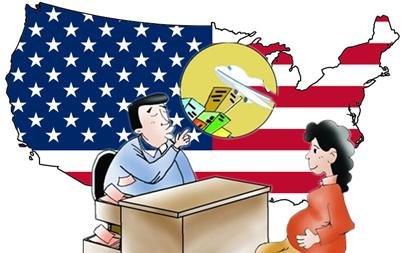去美国生孩子合法 为何会出现拒签呢