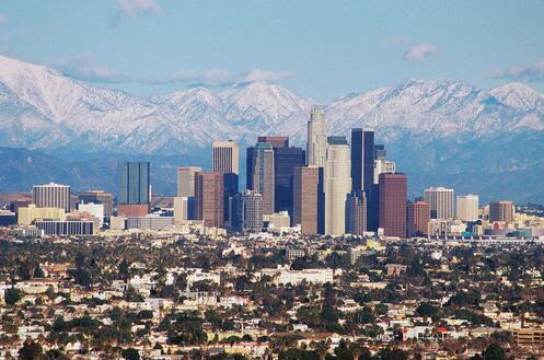 直营的洛杉矶月子中心