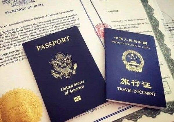 美国生孩子双重国籍