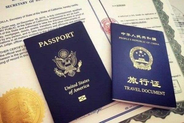 中国人去美国生孩子申办美宝证件的时候需要哪些手续