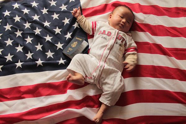 中国人去美国生孩子怎么做?前期只要5步