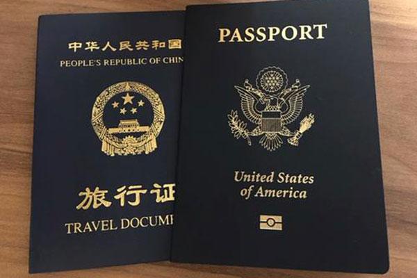 出生在美国的孩子国籍